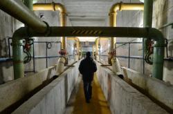 Úpravna vody v plzeňské vodárně
