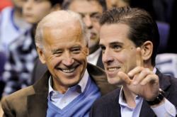 Joe a Hunter Bidenovi