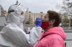 Dobrovolné antigenní testování v Kroměříži