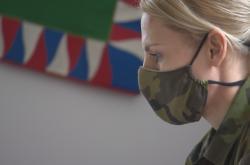 Nováčci v české armádě