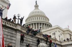 Akce Trumpových příznivců ve Washingtonu