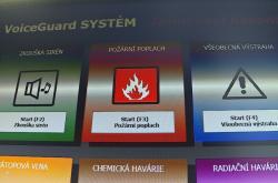 Varovný informační systém v Olomouci