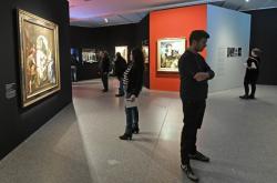 Gurlittova sbírka obrazů byla součástí expozice muzea v německém Bonnu