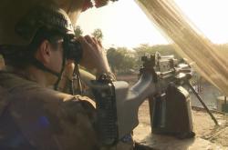Čeští vojáci na misi v Mali