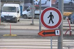 Dopravní omezení v Brně na Dornychu