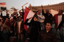 Historie obrazem: Egyptská revoluce vypukla v 25 ledna 2011 v hlavním městě Káhira. Na jejím konci stálo odstoupení prezidenta Husního Mubáraka