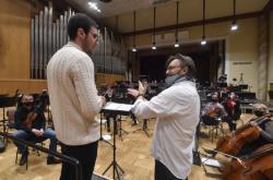 Dirigenti Jorge Yagüe a Tomáš Netopil