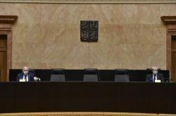 Vyhlášení nálezu Ústavního soudu o volebním zákonu