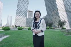 Australská novinářka Čcheng Lej
