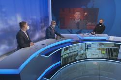 Ministr Havlíček v Událostech, komentářích