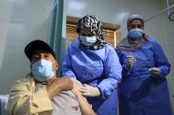 Očkování v Ammánu