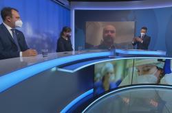 Radim Fiala, Miloslava Vostrá a Martin Kolovratník v Událostech komentářích