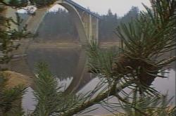 Znečištění Orlické přehrady