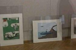 Výstava grafického díla Kamila Lhotáka