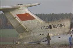 Odstranění následků letecké havárie