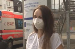 Nová lékařka v nemocnici v Karlových Varech