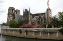 Katedrála Notre-Dame čeká na rekonstrukci