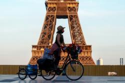 Šíření koronaviru v Paříži