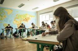 Přijímací zkoušky na střední školy