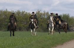Pouť k výročí osvobození jižní Moravy