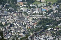 Horské středisko Chamonix-Mont-Blanc