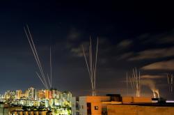 Rakety vystřelované z Gazy