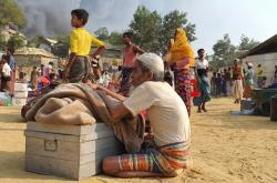 Rohingové v Bangladéši