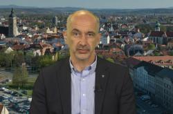 Interview ČT24 s předsedou Asociace krajů Martinem Kubou (ODS)