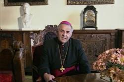 Nový arcibiskup Vlk se chce zasadit o prohloubení dialogu mezi lidmi