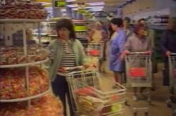 První supermarket v Československu