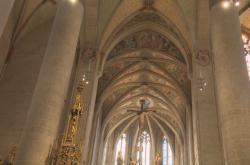 Katedrála svatého Bartoloměje je po rekonstrukci