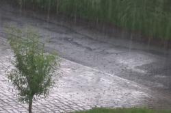 Západ Čech zasáhly bouřky
