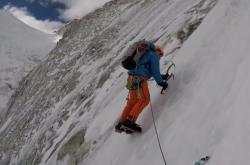Horolezci Marek Holeček a Radoslav Groh zdolali vrchol Baruntse
