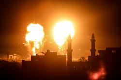 Izraelci podnikli nálet na Pásmo Gazy