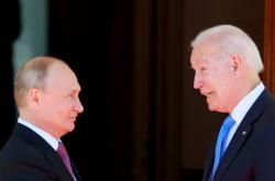 Biden s Putinem na summitu v Ženevě