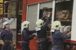 Výbuch plynu v centru Brna