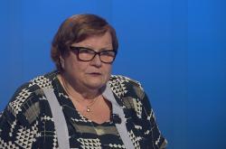 Ministryně spravedlnosti Marie Benešová v Interview ČT24