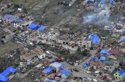 Leteckém snímky ze soboty 26. června 2021 ukazují rozsah postižených obcí na Břeclavsku a Hodonínsku, které zasáhlo tornádo ve čtvrtek 24. června