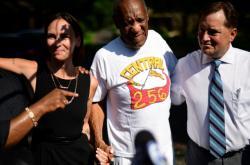 Bill Cosby po propuštění z vězení