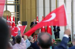 Turecko si připomnělo pět let od pokusu o převrat