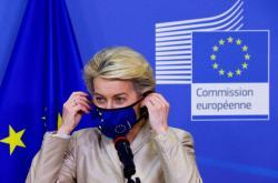 Předsedkyně EK Ursula von der Leyenová