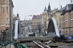 Protipovodňové úpravy v centru Olomouce