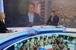 Václav Marhoul a Břetislav Tureček v Událostech, komentářích