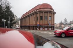 Kino Vesmír v Trutnově