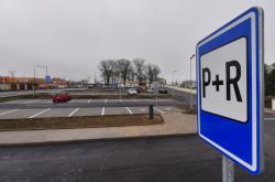 Parkoviště - ilustrační foto