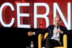 Vynálezce internetu Tim Berners-Lee