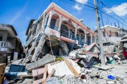 Následky zemětřesení na Haiti