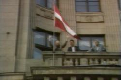 Pobaltské státy vyhlásily nezávislost