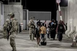 Evakuace v Kábulu
