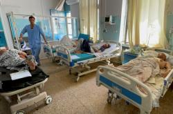 Zranění Afghánci po čtvrtečním teroristickém útoku